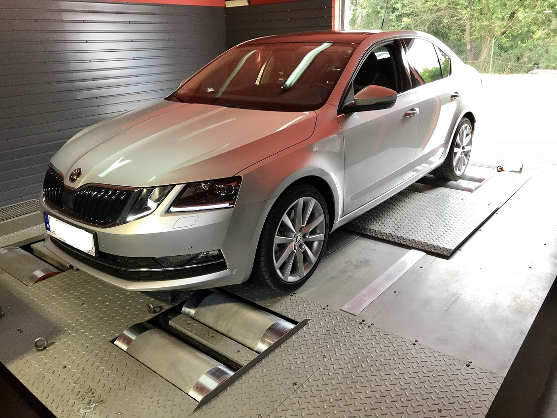 1.8 skoda box great