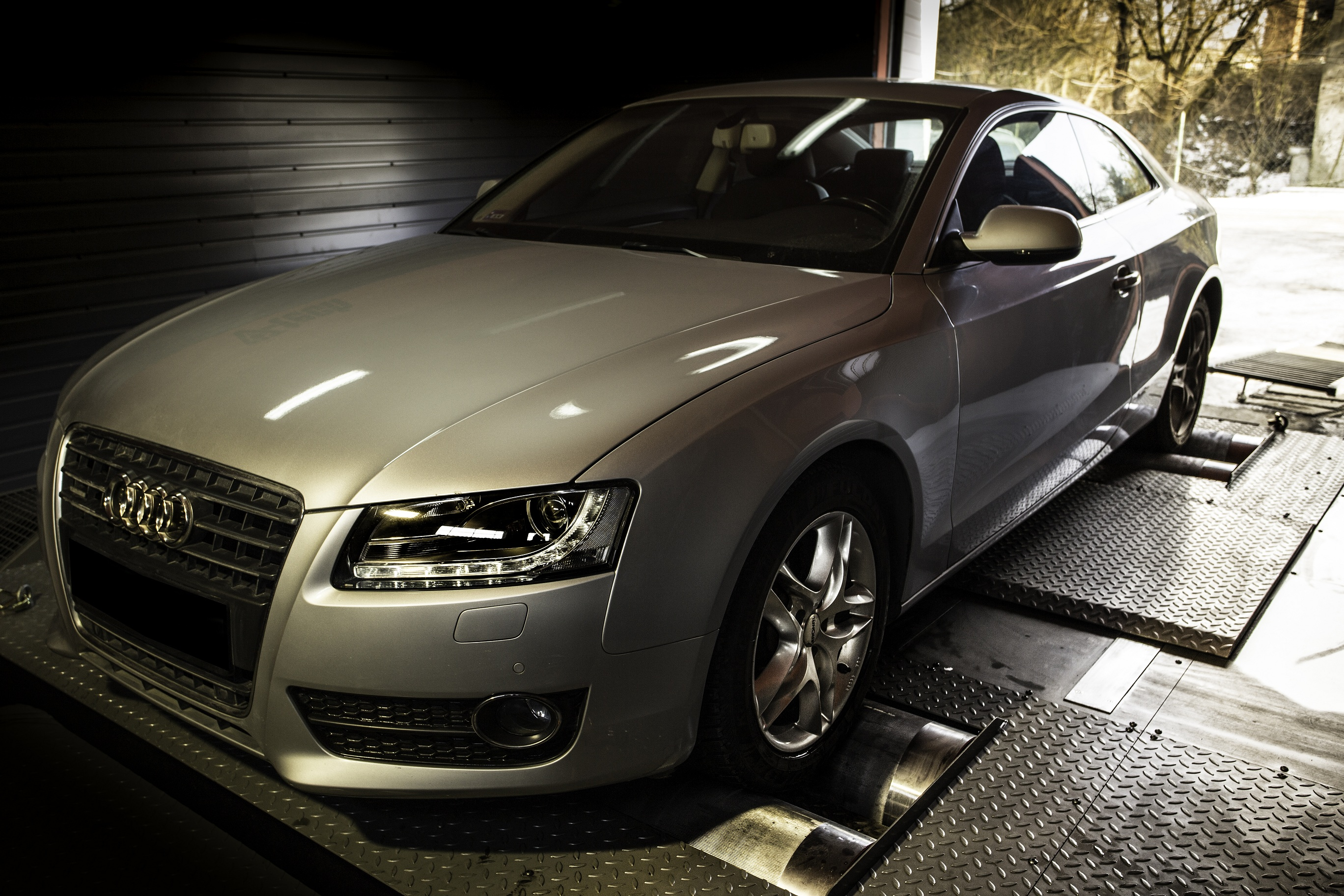 TUNING AUDI A5 W S-PERFORMANCE