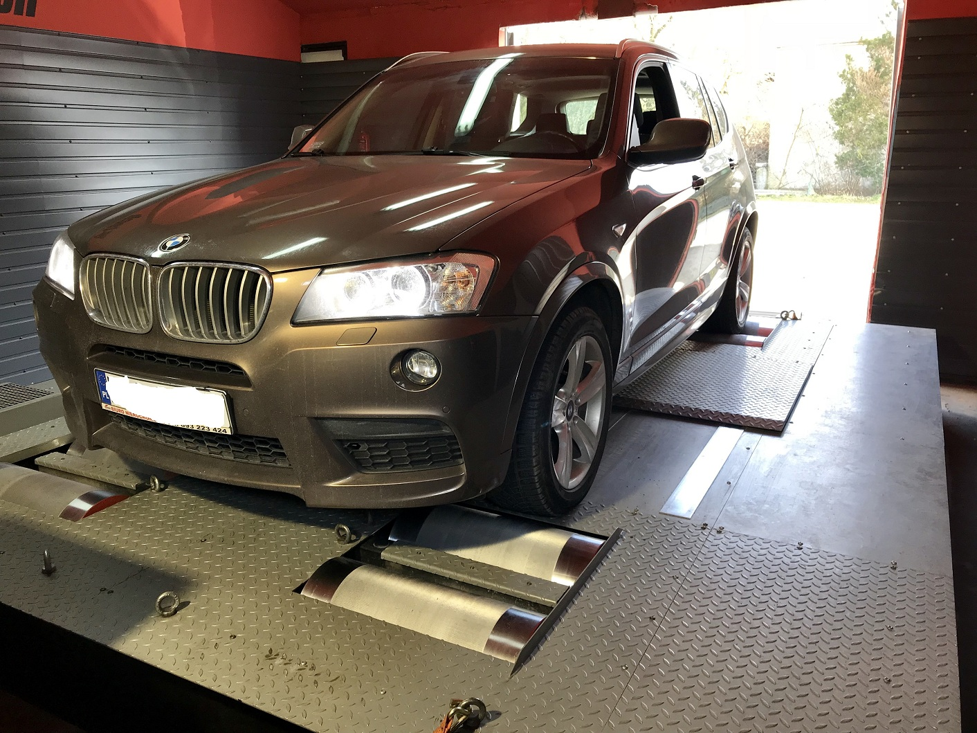 bmw x3 chip tuning s-performance