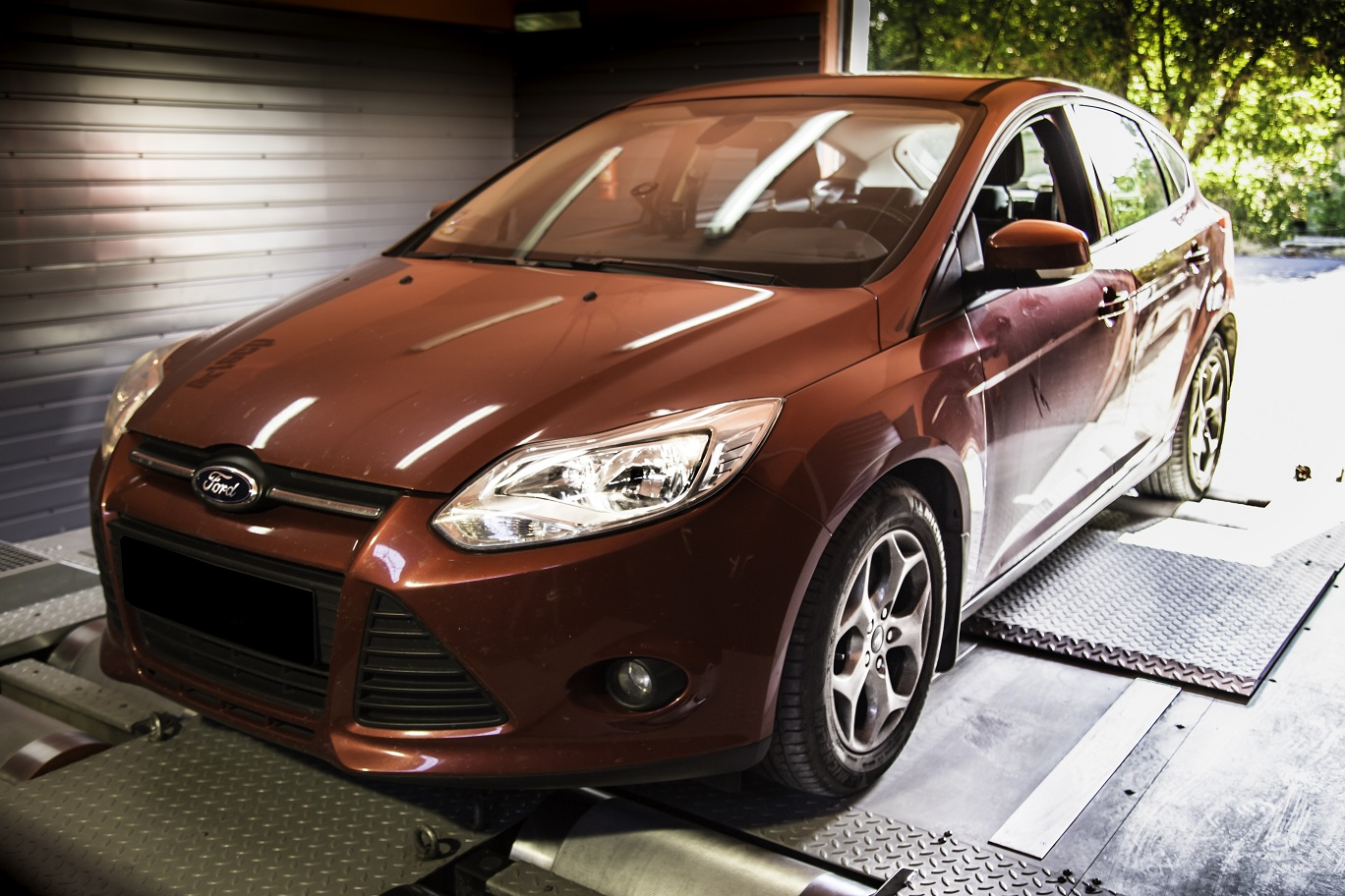 ford focus 1.6 ecoboost chiptuning