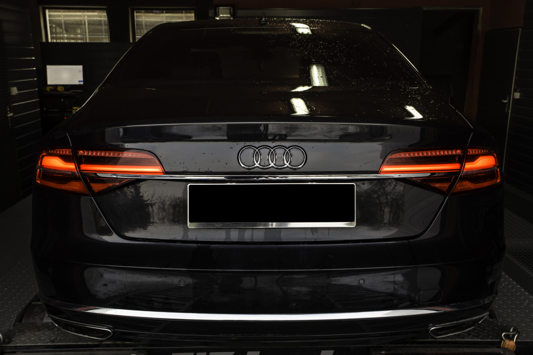 nowe audi a8 by s-performance tuning