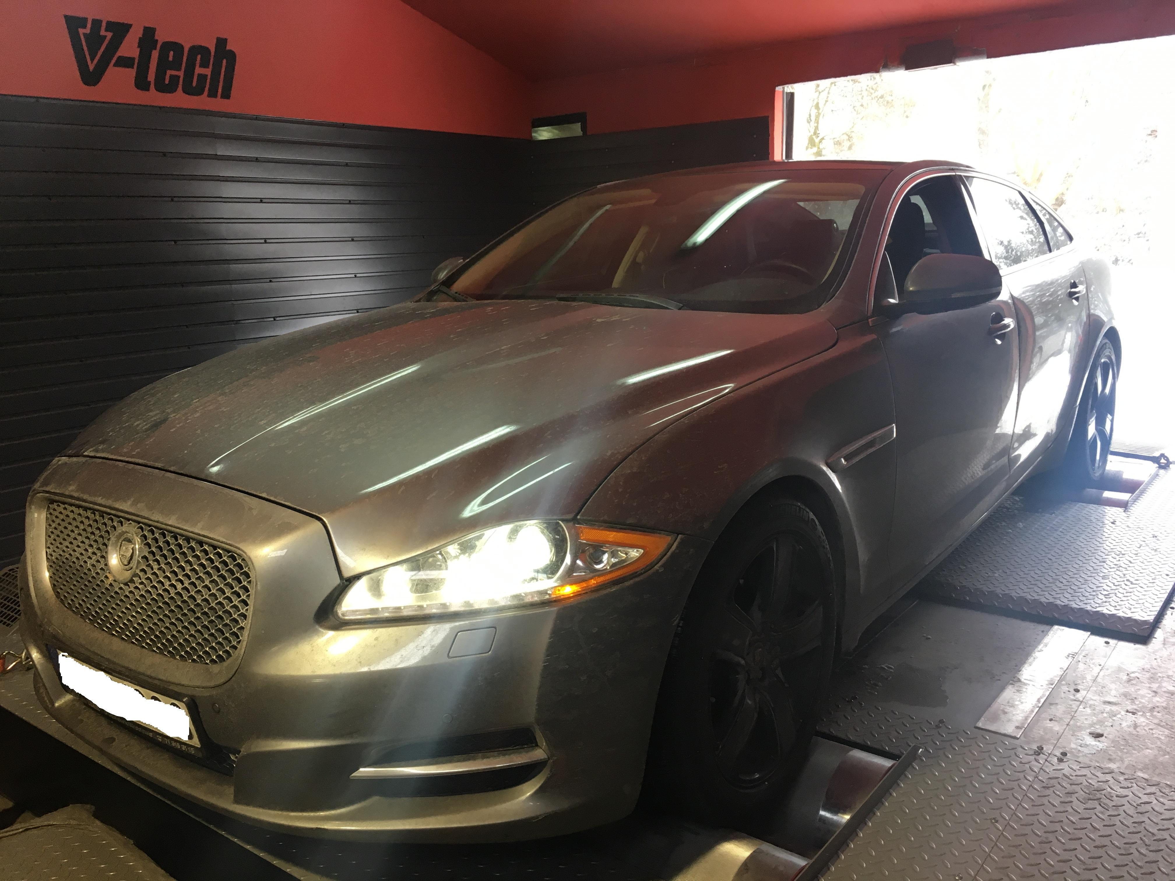 s-performance jaguar